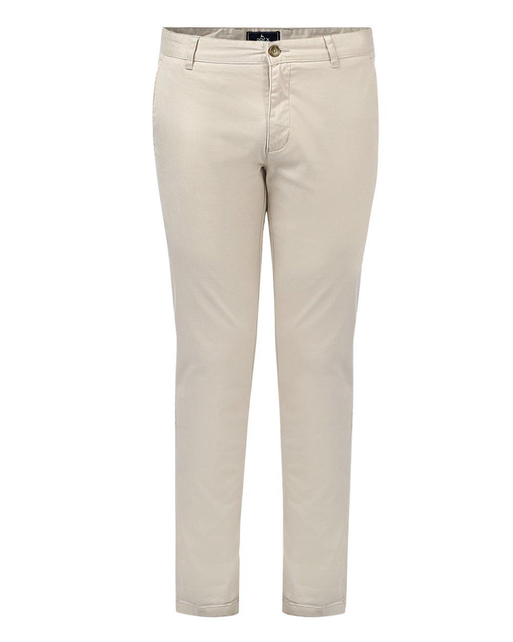PARX   Parx Light Fawn Trouser