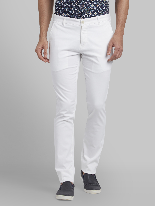 PARX | Parx White Trouser