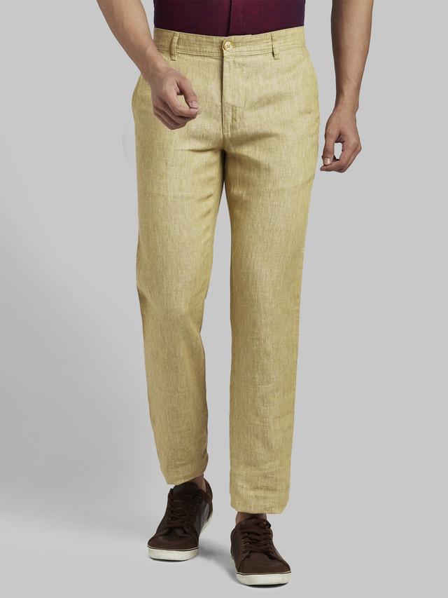 PARX | PARX Beige Trouser