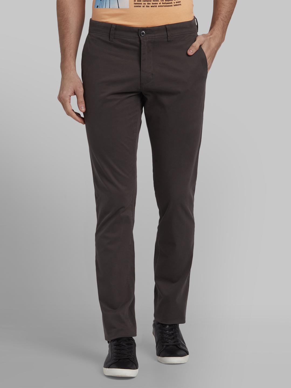 PARX | Parx Dark Grey Trouser