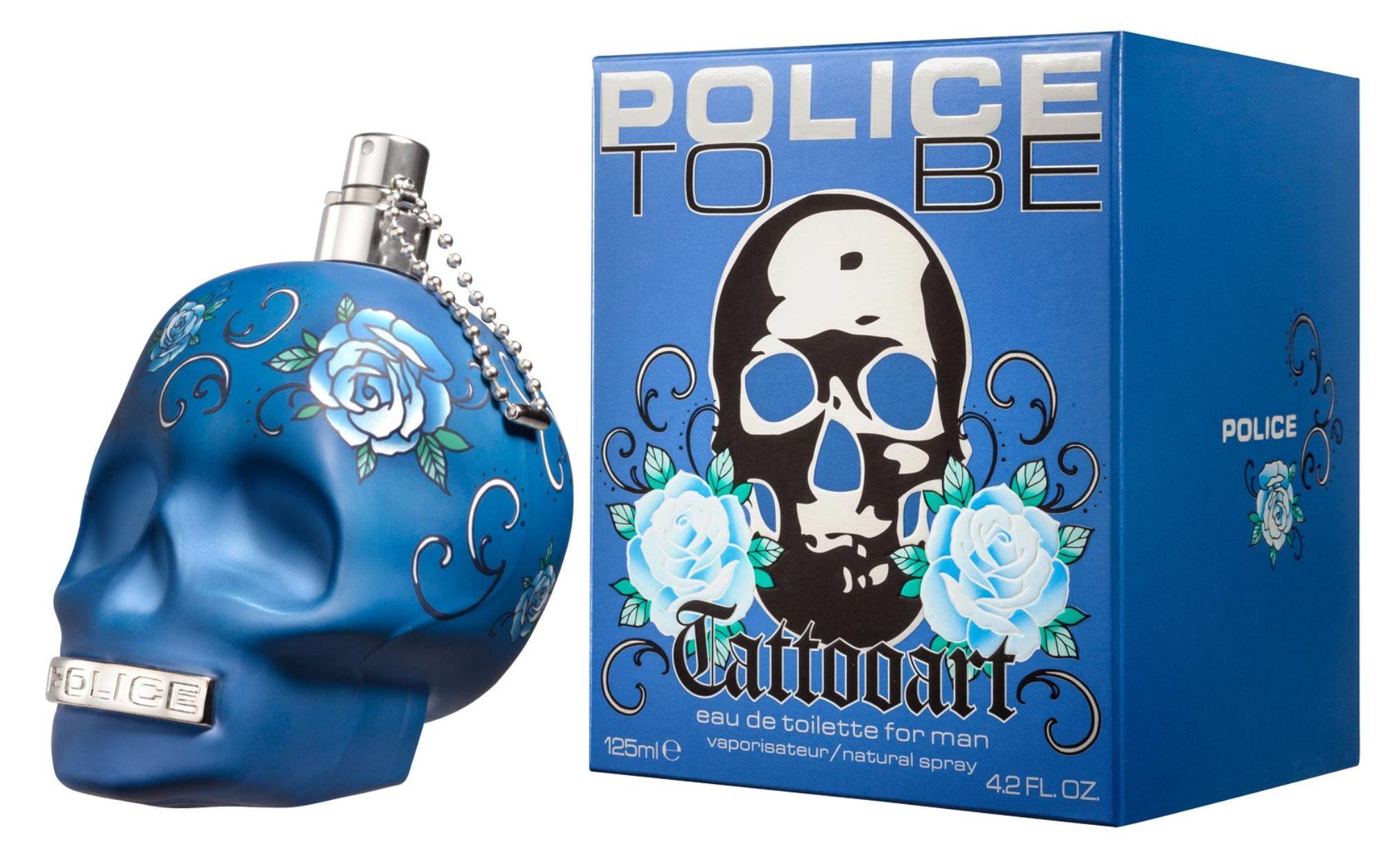 POLICE | To Be Tattooart Man Eau de Toilette 125 ML