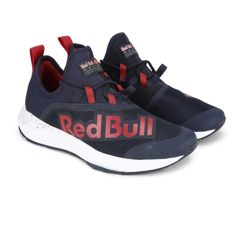 Puma   PUMA Unisex Red Bull Racing Evo Cat II IGNITE Running Shoes