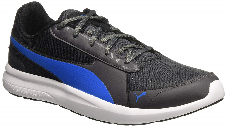 Puma   Puma Mens Grey Running Shoes