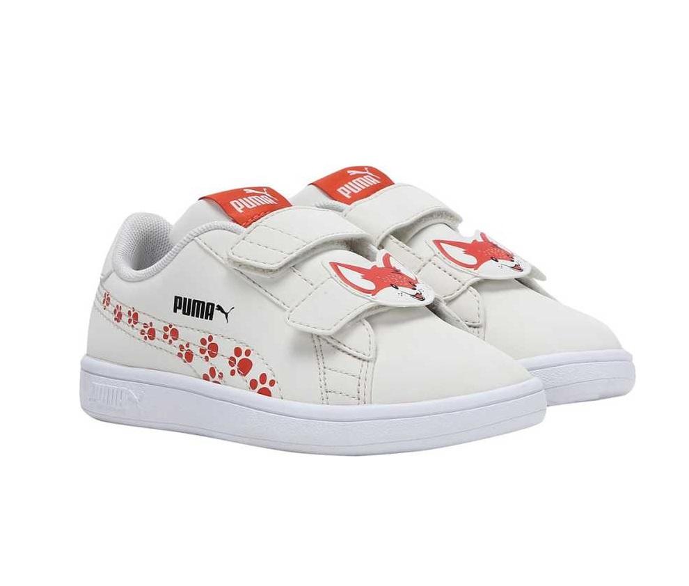 Puma | PUMA  GIRLS SMASH V2 ANIMALS V PS Sneakers