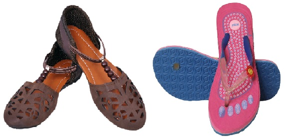 PURE CART | Gorgeous  Flats,Sleeper  for Womens(Pack of 2)