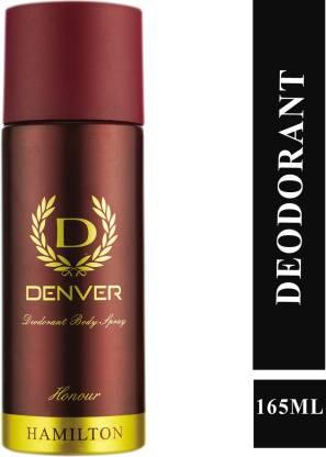 Denver | DENVER Deo Honour Deodorant Spray - For Men  (165 ml)