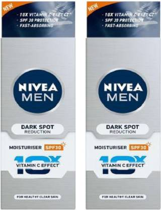 Nivea | NIVEA Men Dark Spot Reduction Moisturiser (pack of 2)