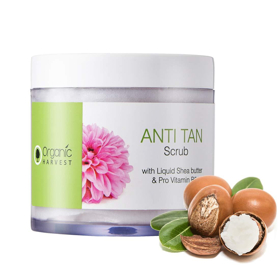 Organic Harvest | Anti Tan Scrub - 100g