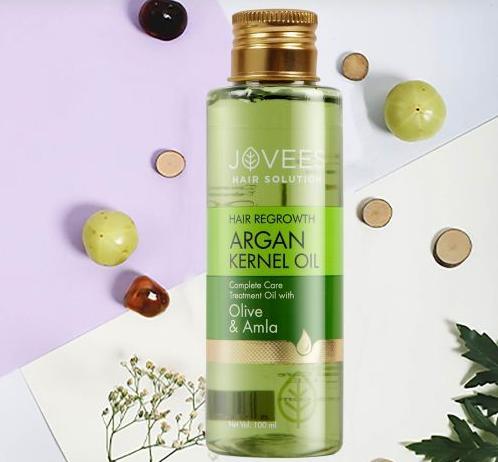 Jovees | JOVEES Hair Regrowth Argan Kernel Oil  (100 ml)