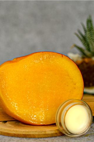 BodyCafe   BodyCafé Mango Lip Balm