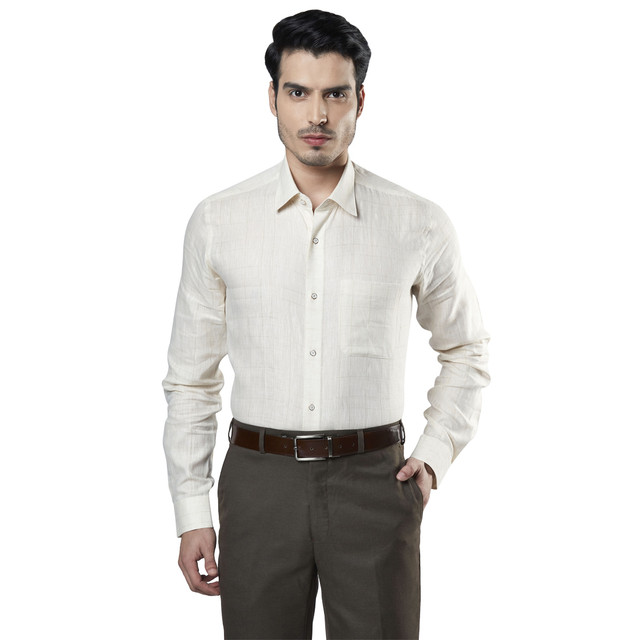 Raymond | Raymond Beige Shirt