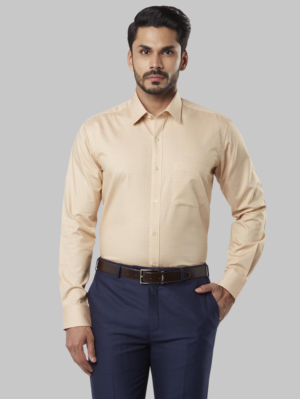 Raymond   Raymond Medium Yellow Shirt