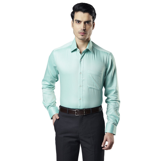Raymond   Raymond Medium Green Shirt