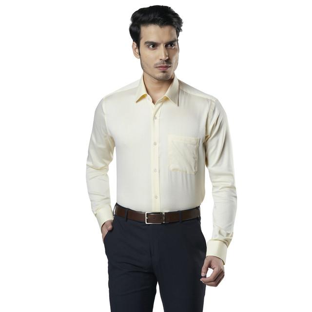 Raymond   Raymond Yellow Shirts