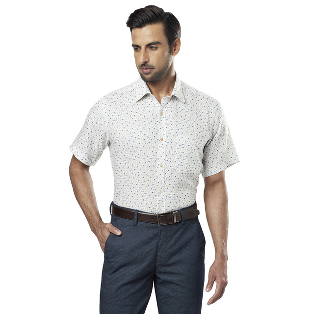 Raymond | Raymond Blue Shirt
