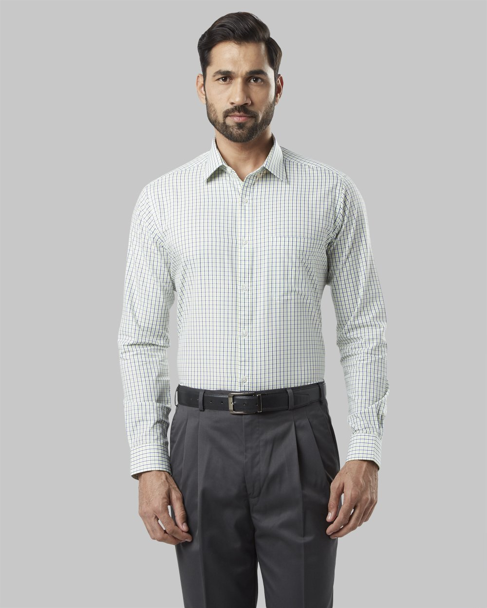 Raymond | Raymond Medium Green Shirt