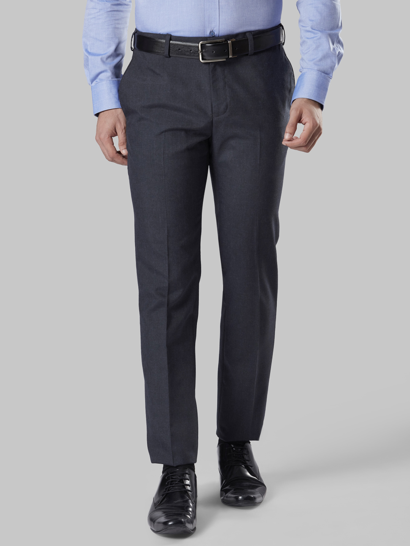 Raymond | Raymond Blue Trouser