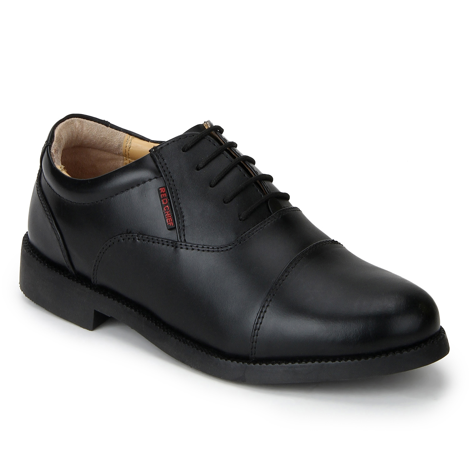 RED CHIEF   Black Oxfords