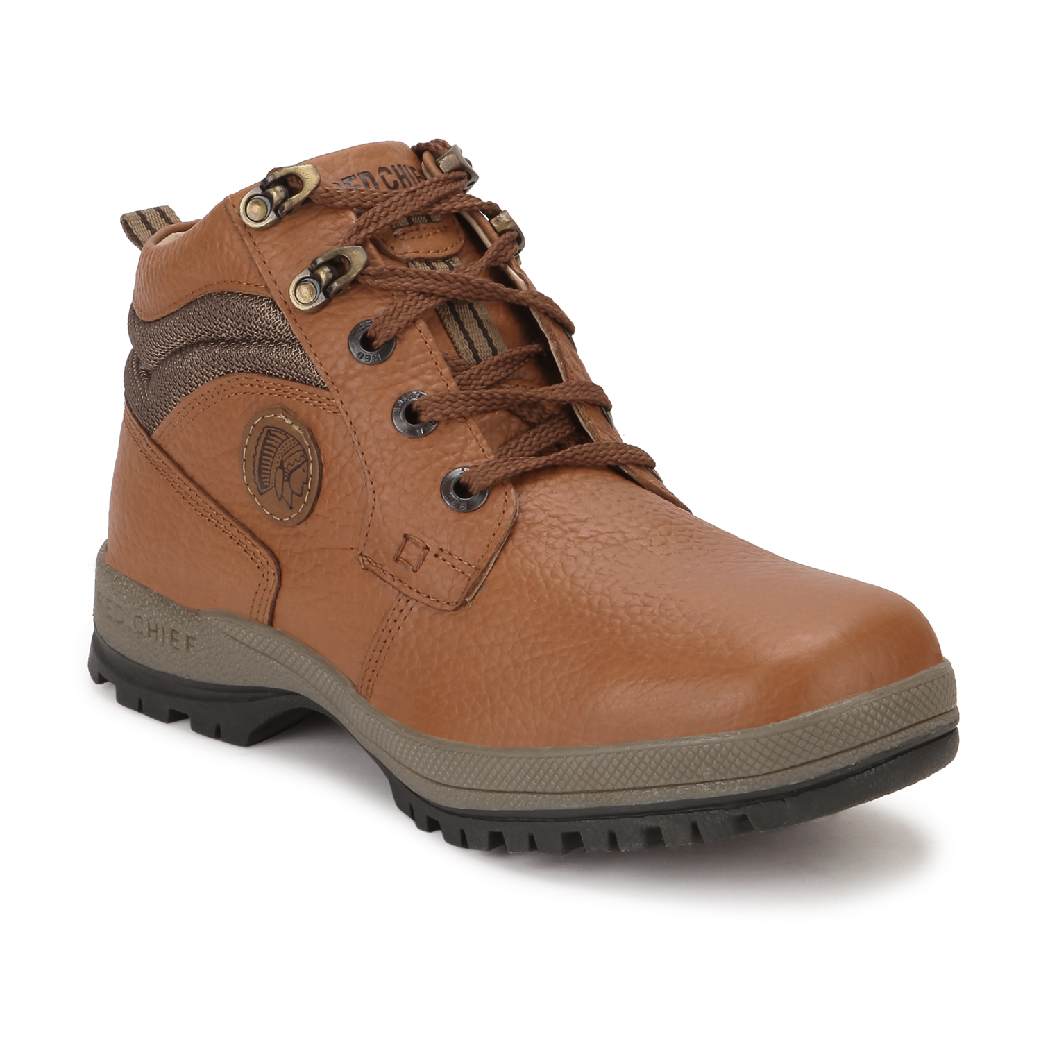 RED CHIEF | Elephant Tan Boots