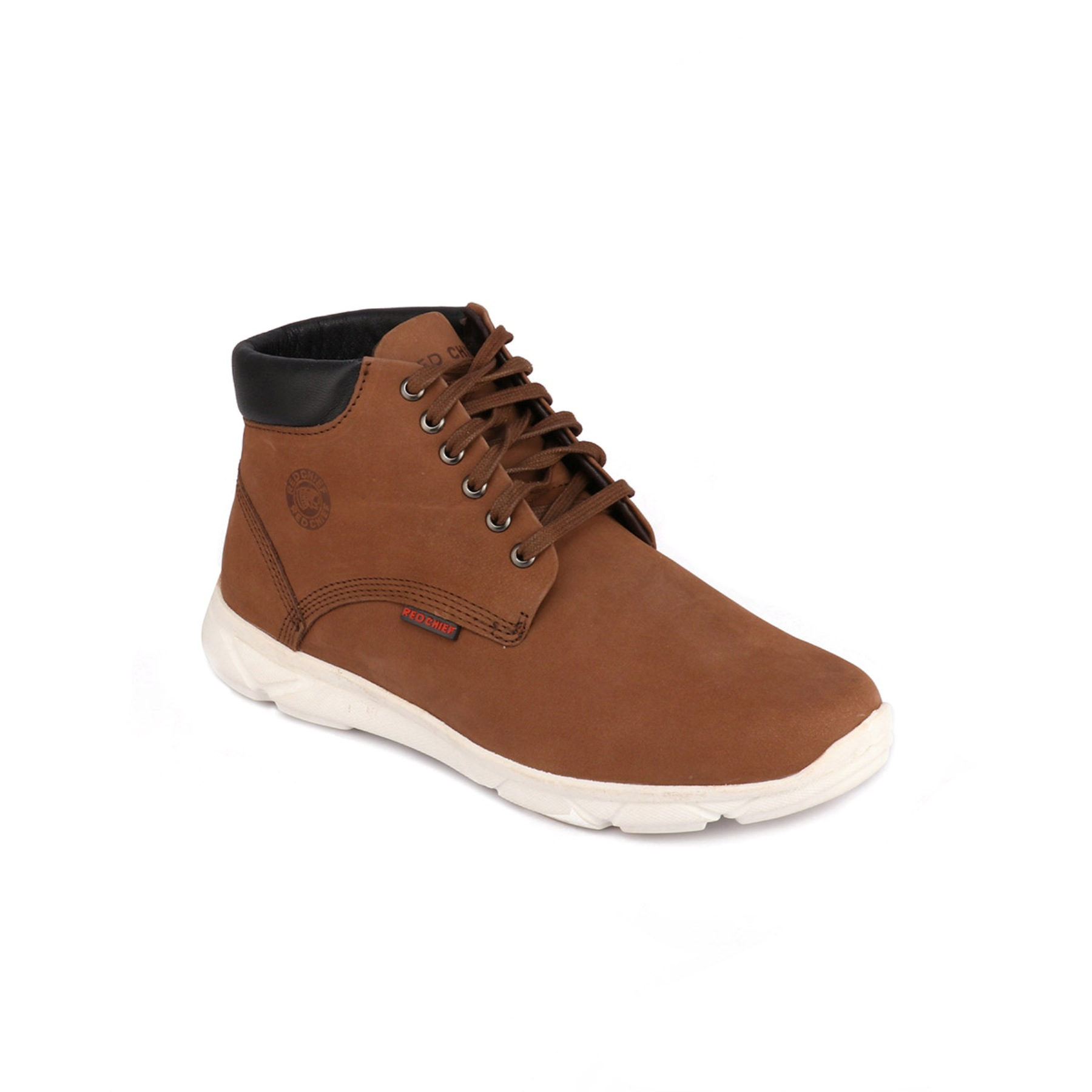 RED CHIEF | Brown Sneakers