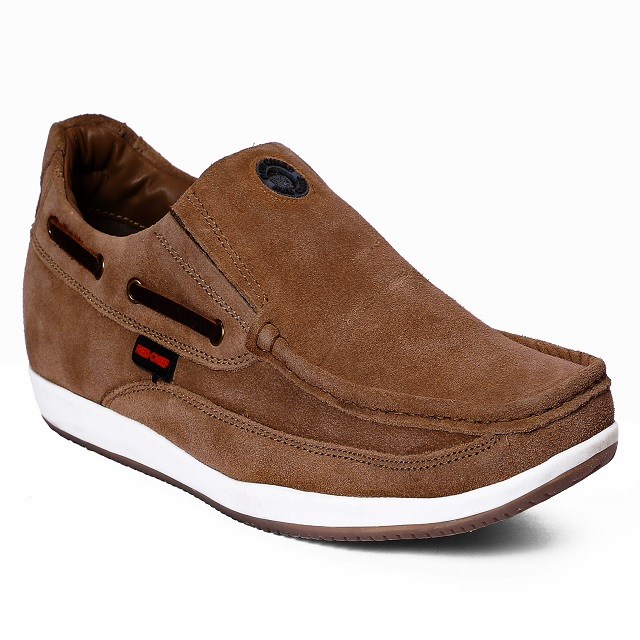 RED CHIEF | RC3504 022 - Brown Casual Slip-ons