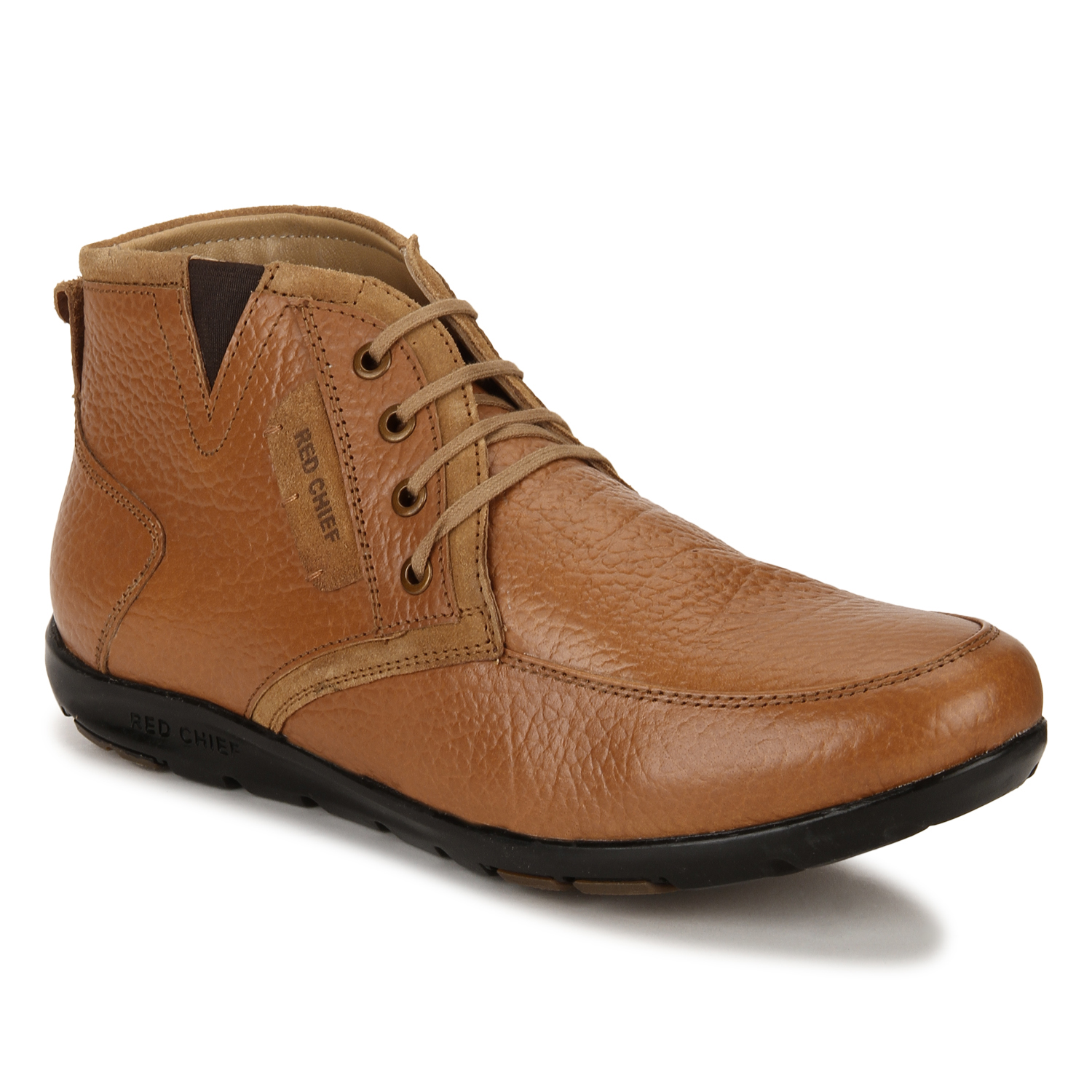 RED CHIEF   Brown Boots