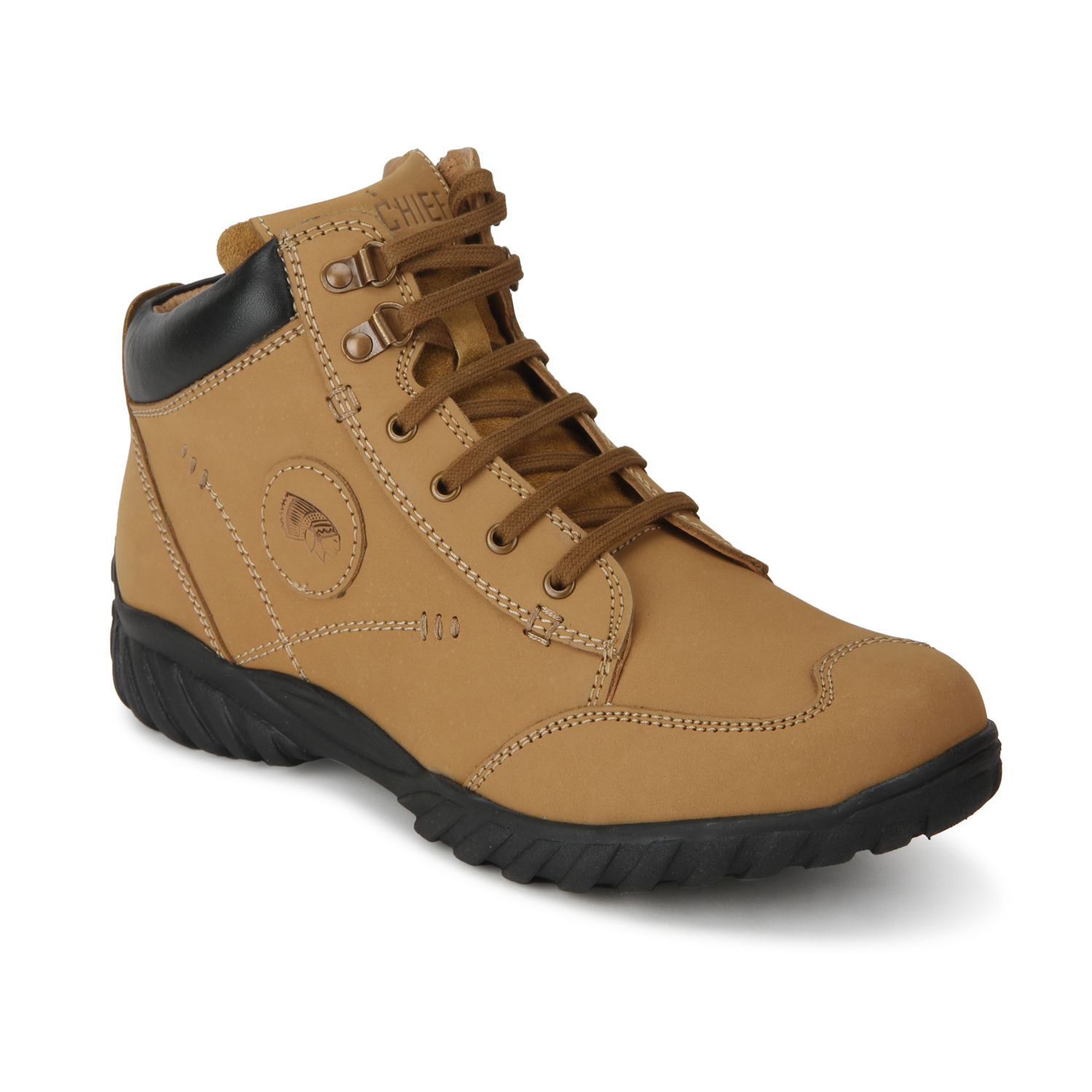 RED CHIEF | Tan Boots