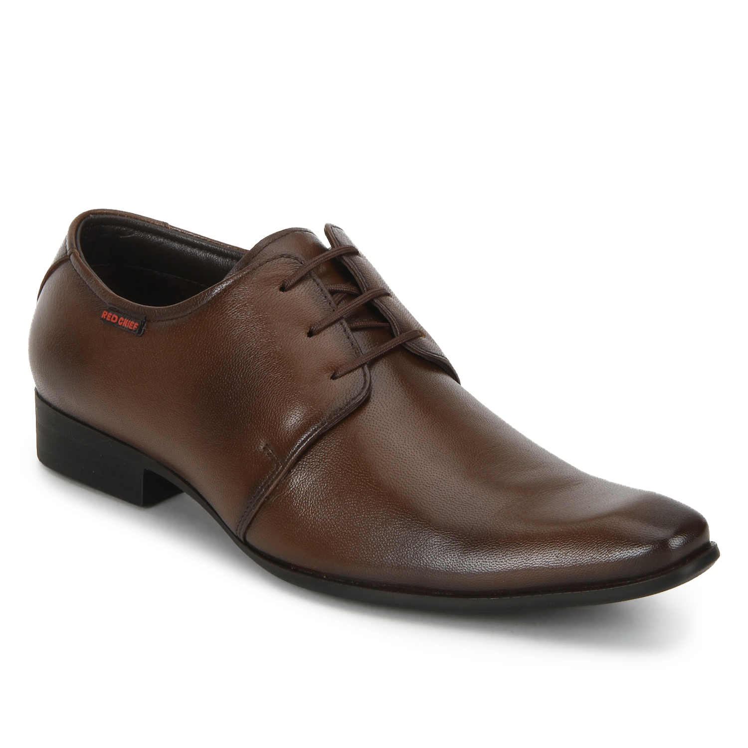 RED CHIEF | Tan Derby Shoes