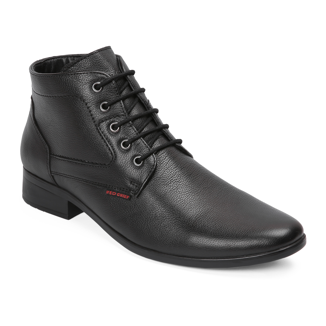 RED CHIEF | Black Boots