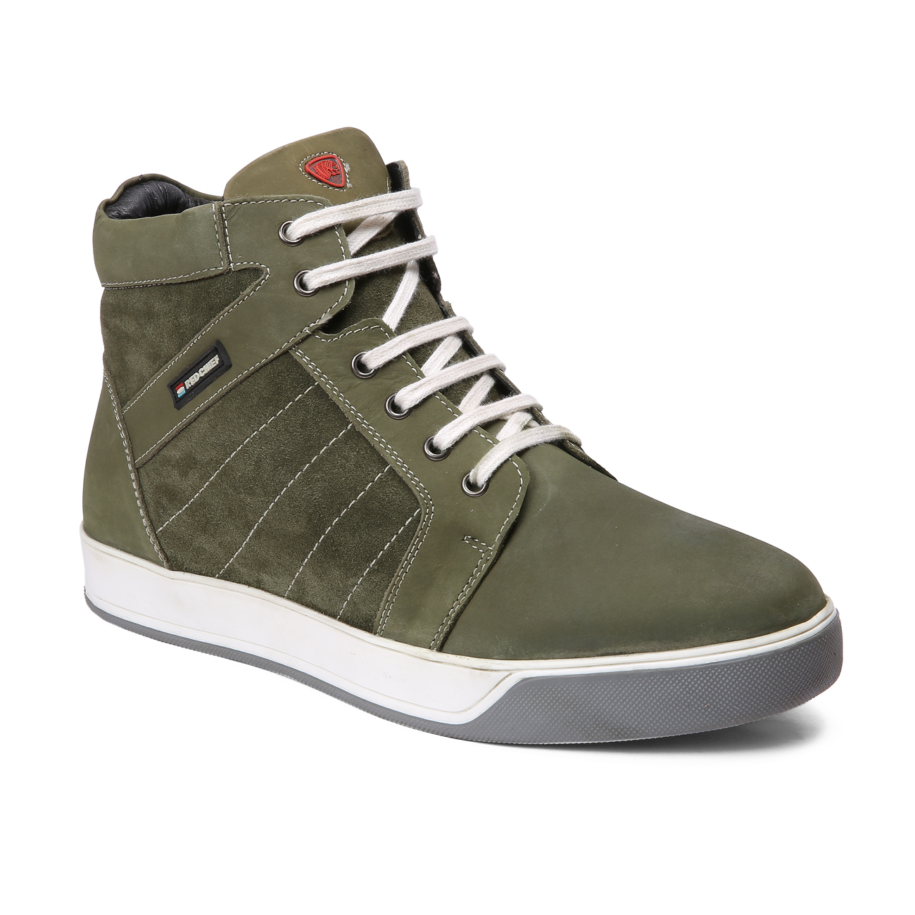 RED CHIEF | Green Sneakers