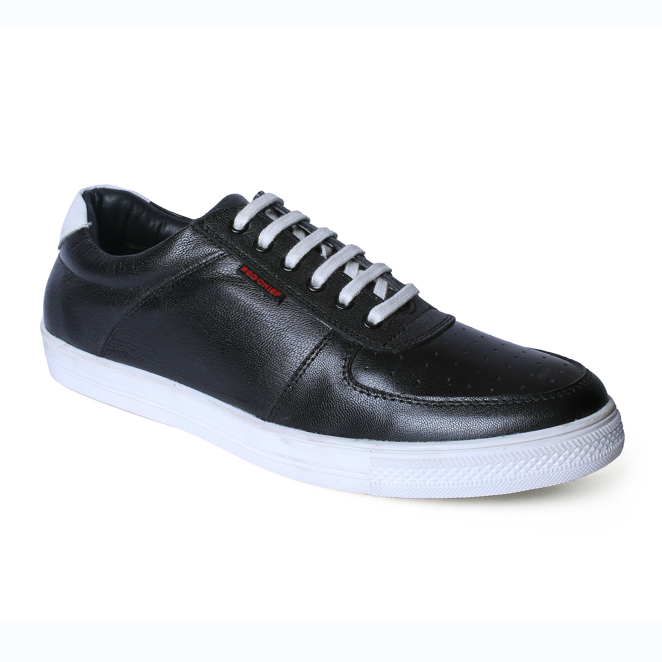 RED CHIEF   Black Sneakers