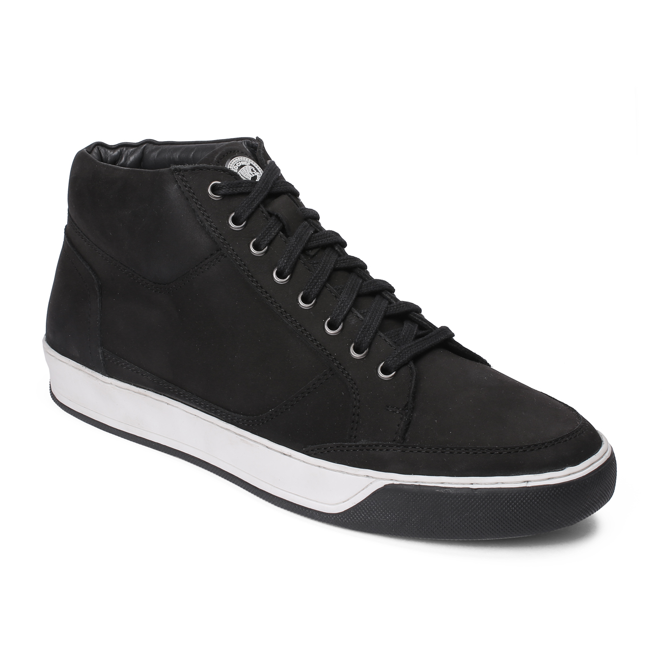 RED CHIEF | Black Sneakers