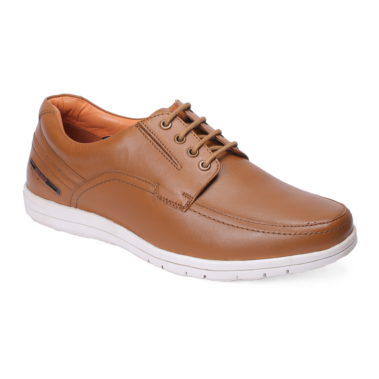 RED CHIEF | Tan Casual Lace-ups