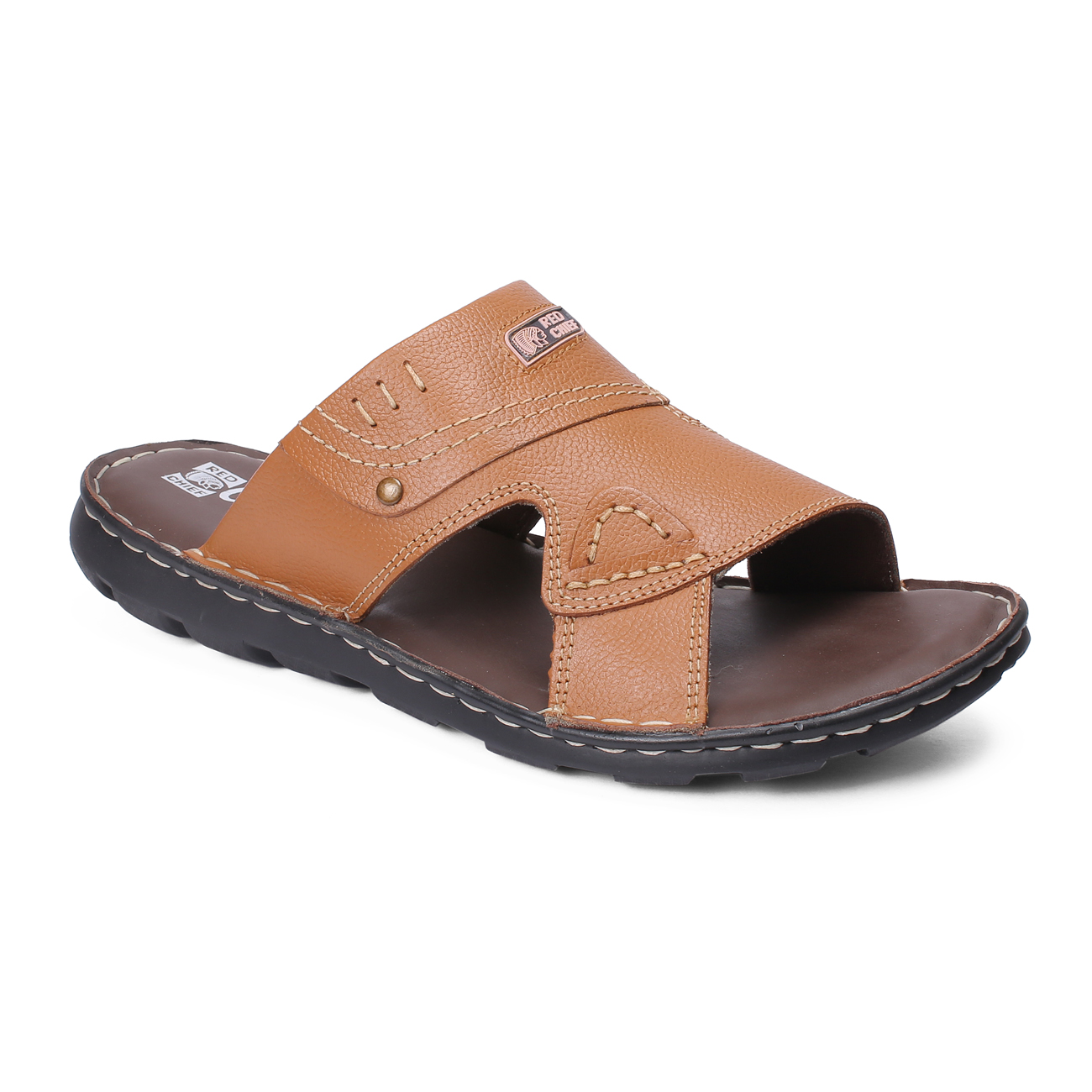 RED CHIEF | Brown Sandals