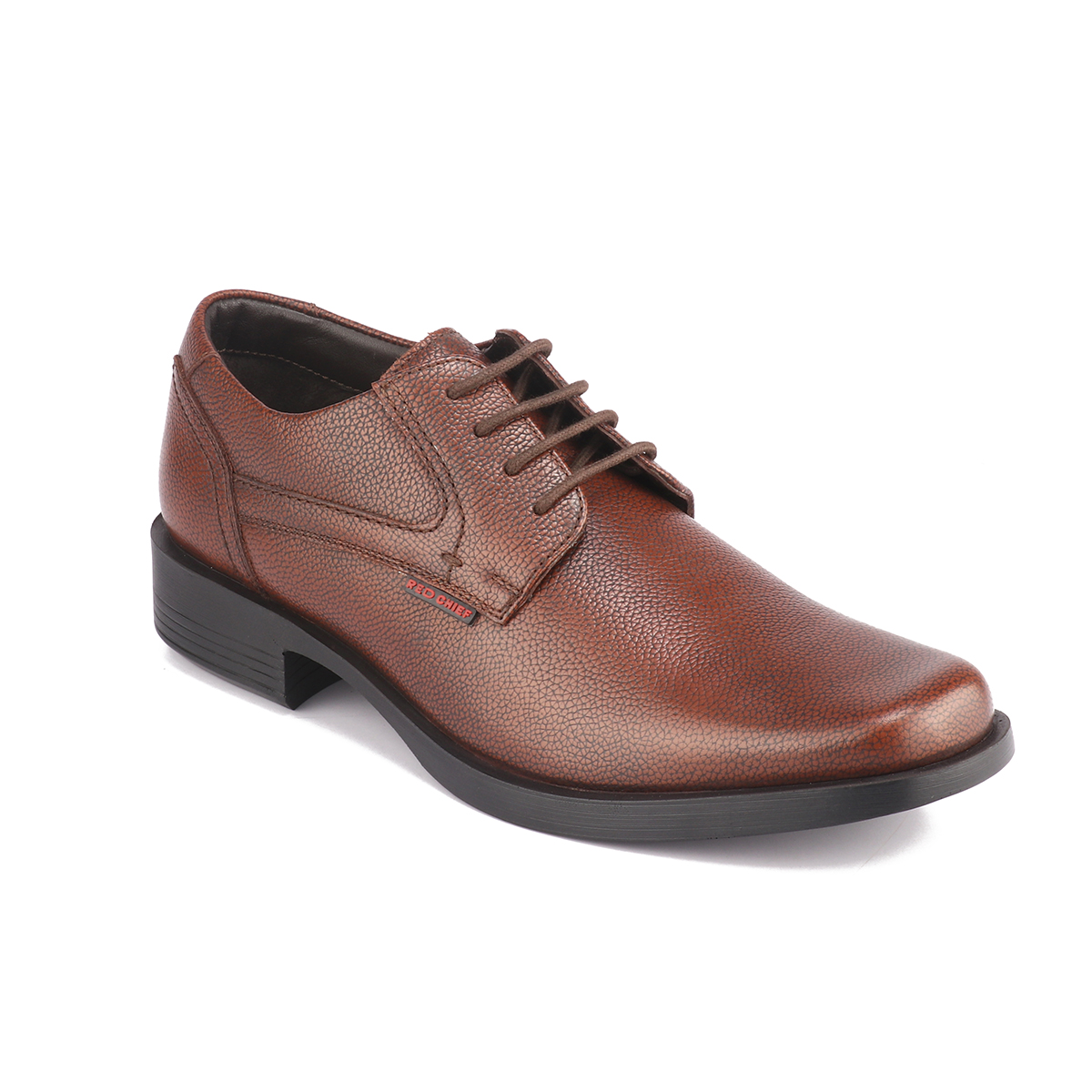 RED CHIEF | Brown Derby Shoes
