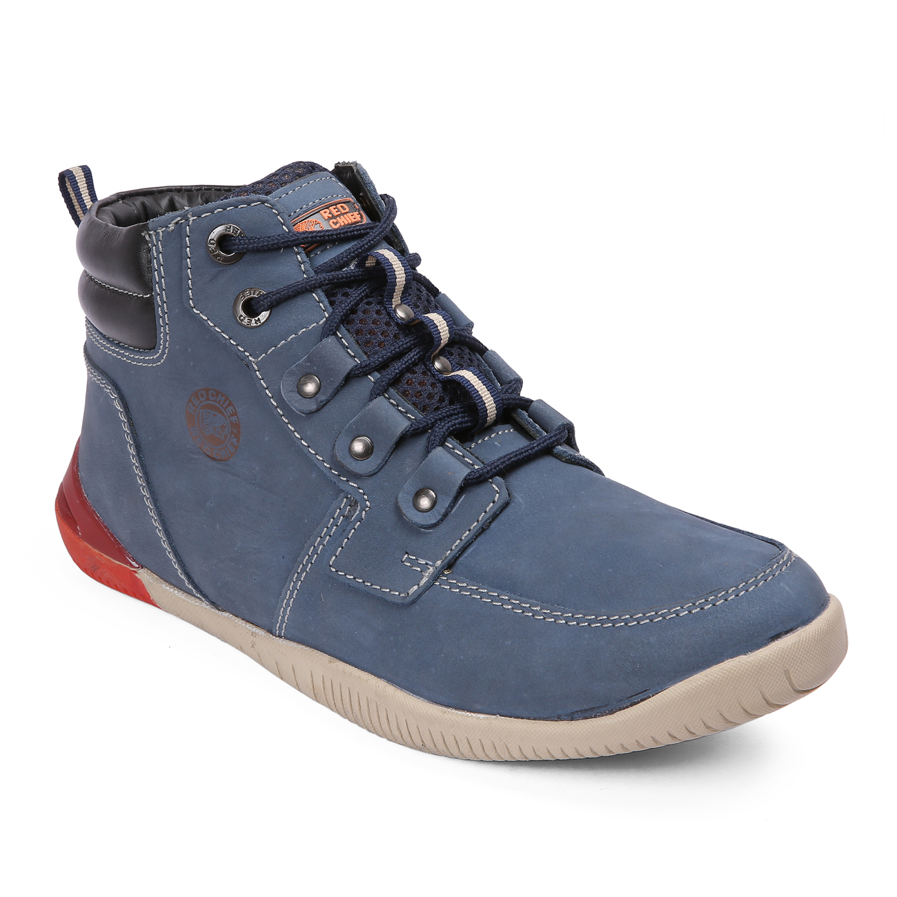 RED CHIEF | Blue Boots