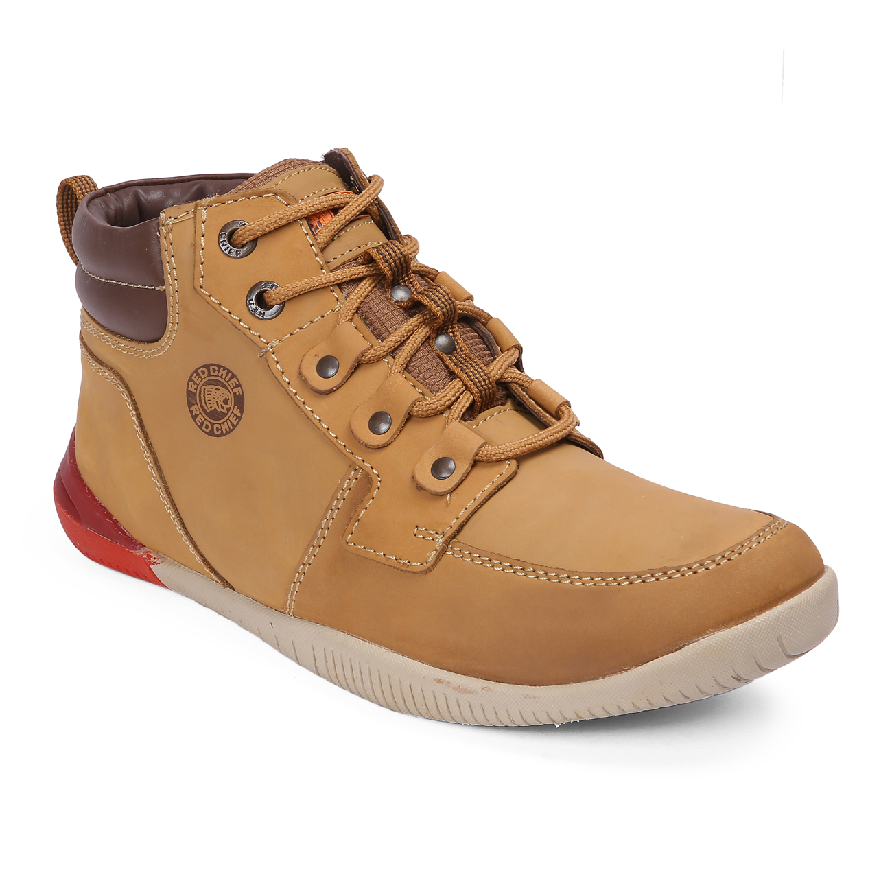 RED CHIEF | Rust Boots