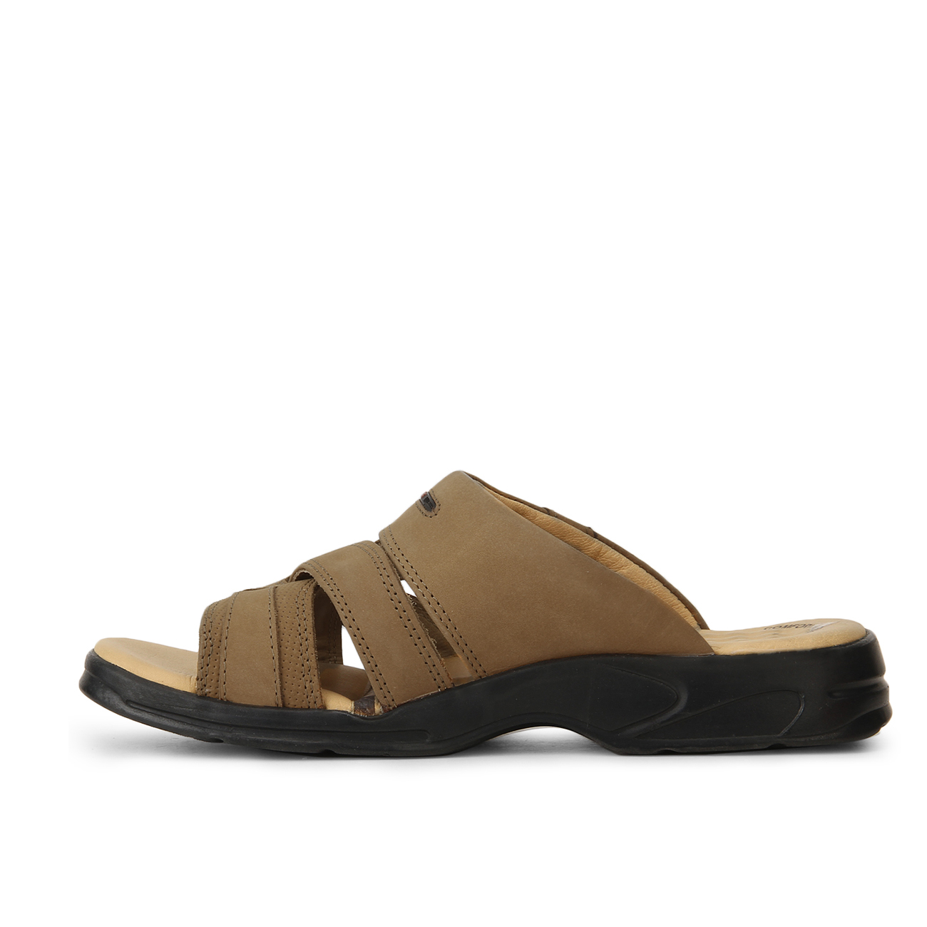 RED CHIEF | RC593 022 RUST Slippers