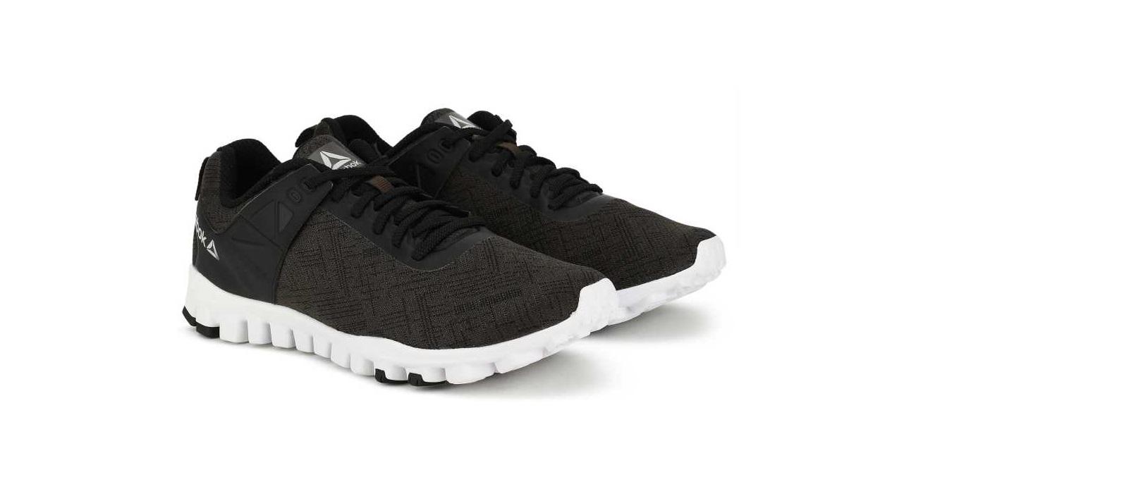 Reebok   REEBOK MEN Train-O-Grace Lp Running Shoes