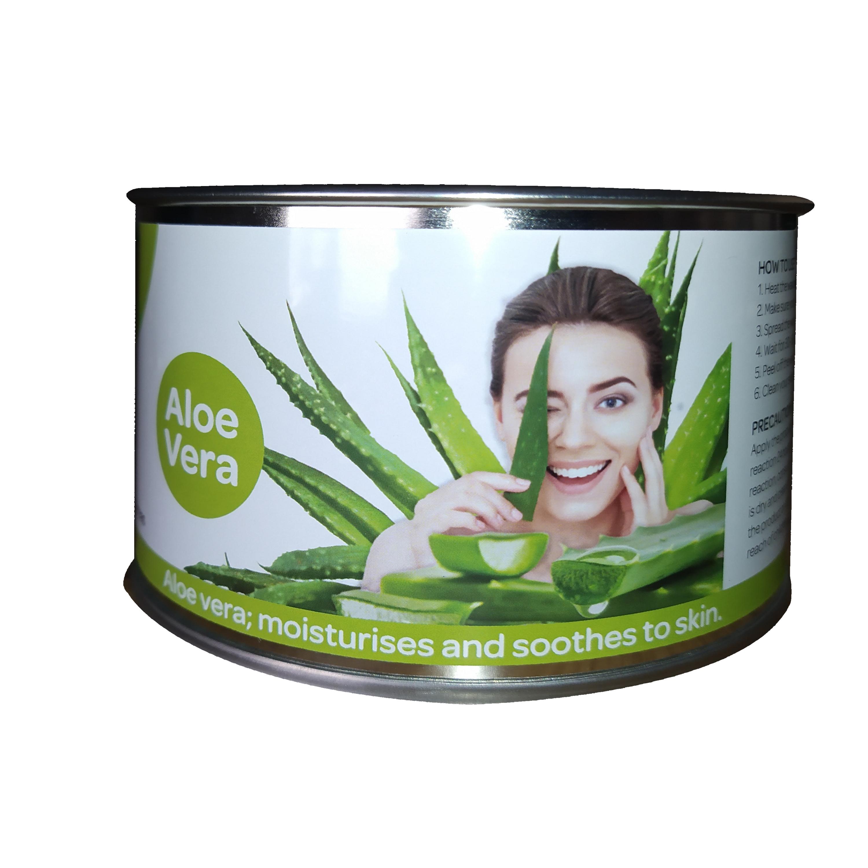 REMOVE | Remove Hard Wax - Aloe Vera 400ml