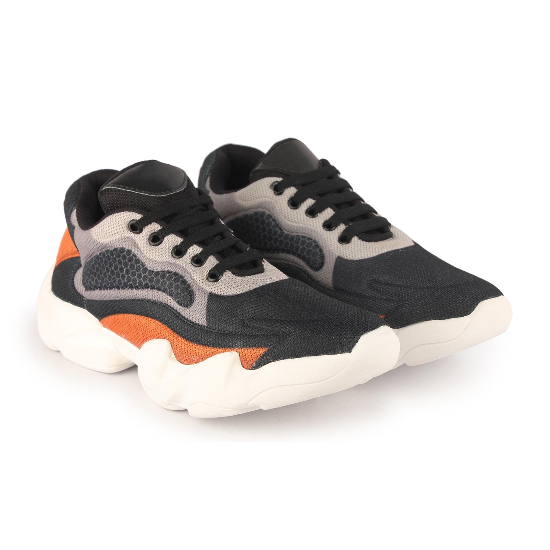RNT | RNT Ni-ke Black Orange Sports Shoes for Men