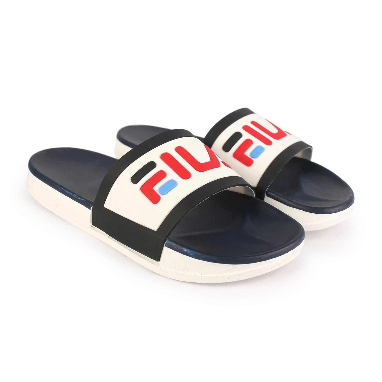 RNT   RNT Eila Blue White Slipper for Men