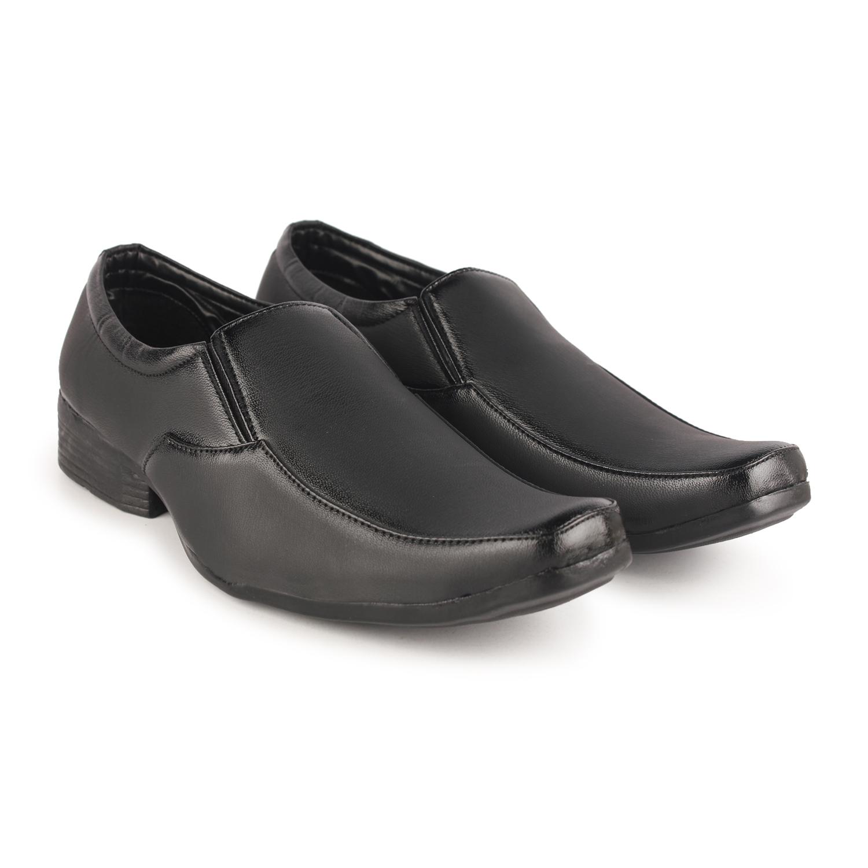 RNT | RNT Trendy TSS Rodio Black Formal Shoes for Men