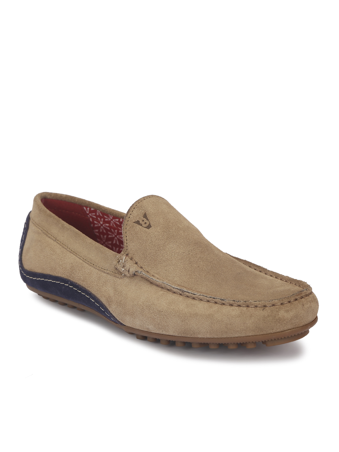 Ruosh | Olive Loafers