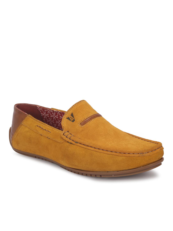 Ruosh | Mustard Loafers
