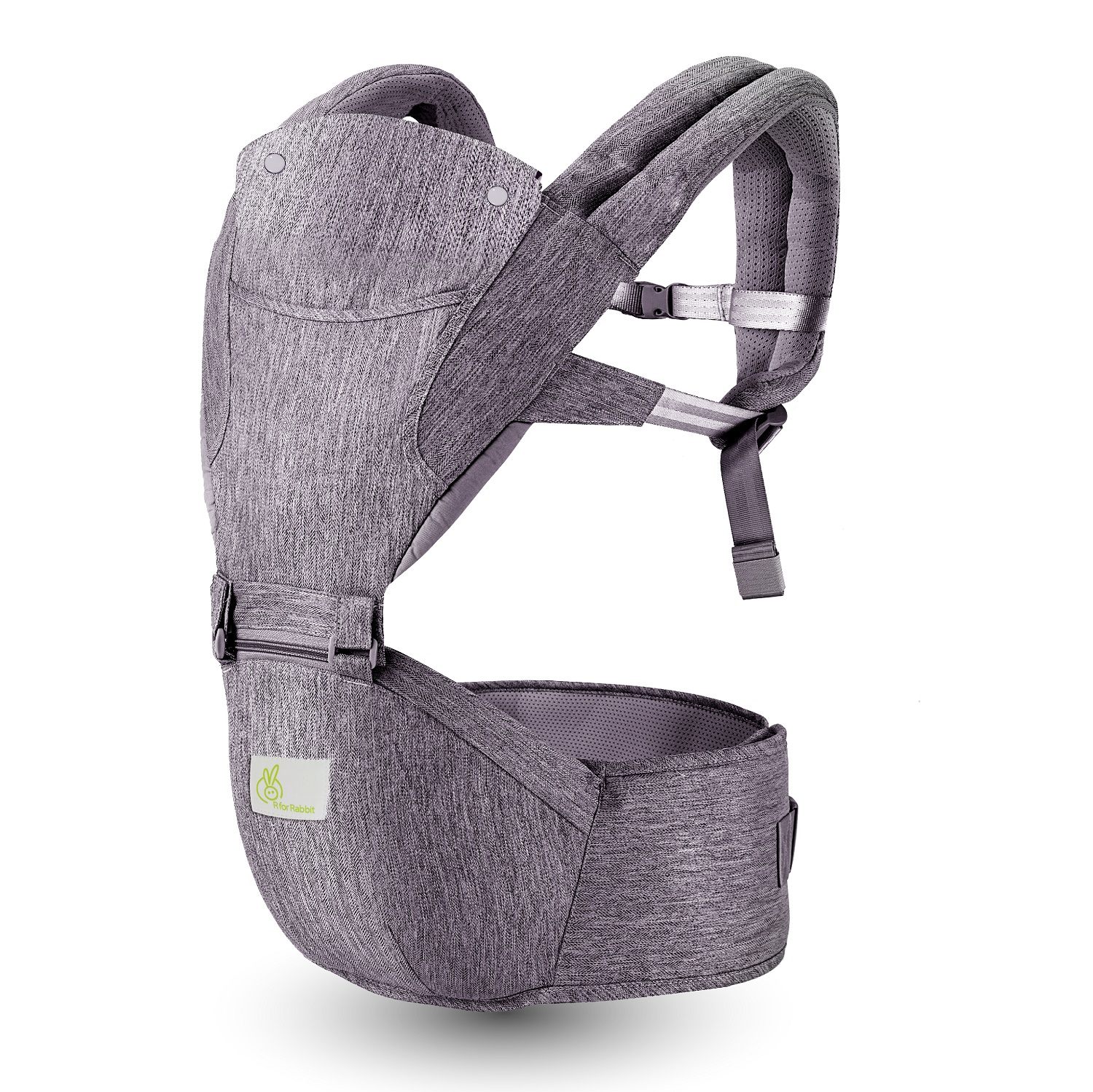 Mothercare | R For Rabbit Upsy Daisy Cool Baby Carriers Grey
