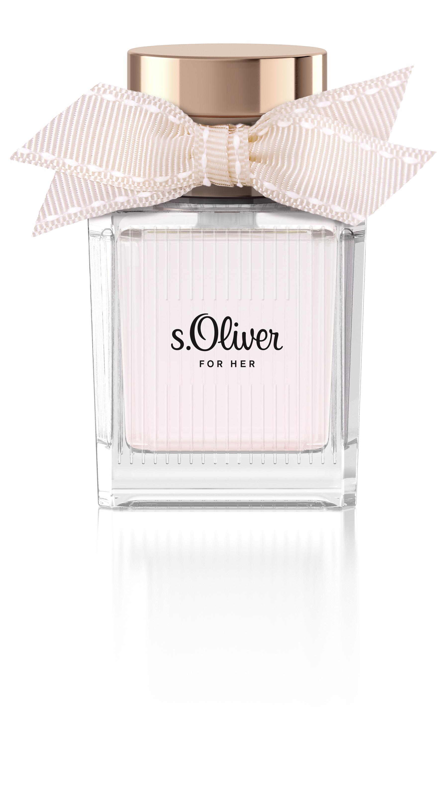 s.Oliver | s.Oliver For Her Eau de Toilette Natural Spray 30ml