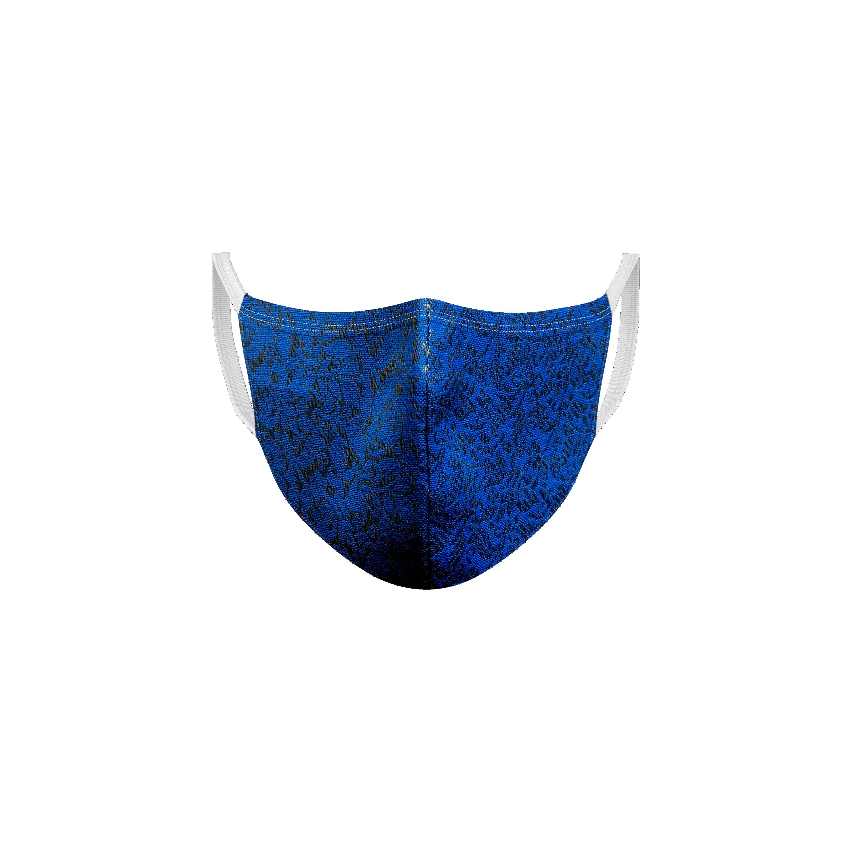 Ethnicity | Ethnicity Gold_Blue pack of 2 Women fashion mask