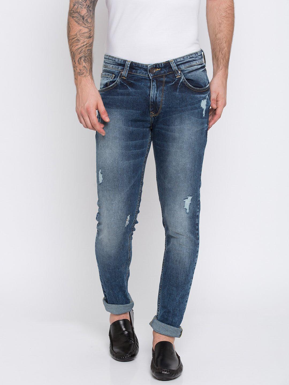 Spykar | spykar Cotton Low-Rise Skinny Jeans
