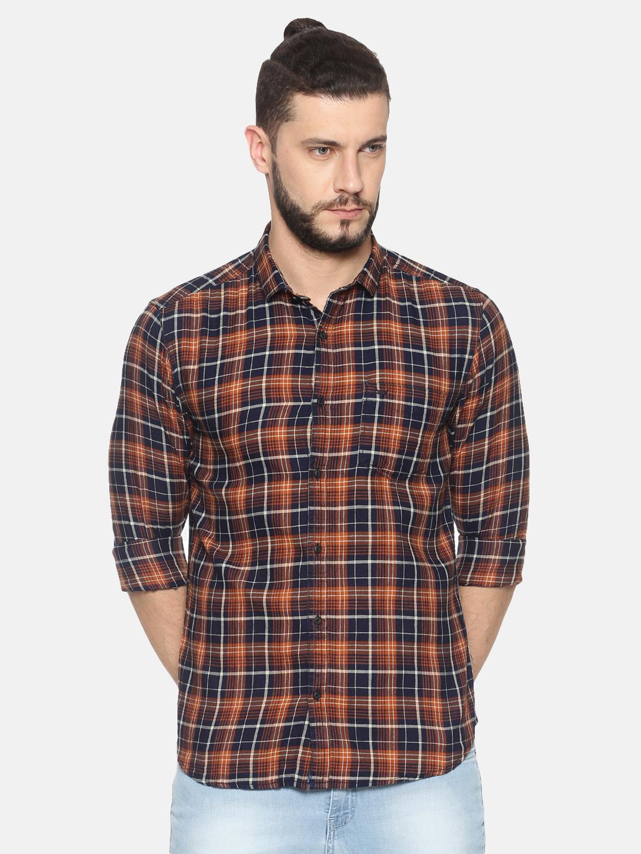 Showoff   SHOWOFF Mens Cotton Casual Printed Shirt